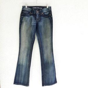 😁GUESS Premium Daredevil Jeans